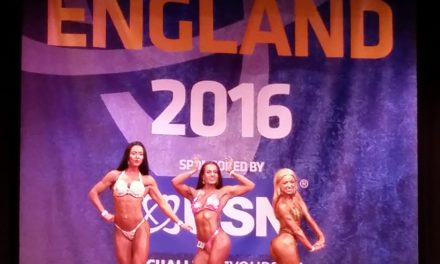 Cheltenham, England – Bodybuilding Competition & Dinner