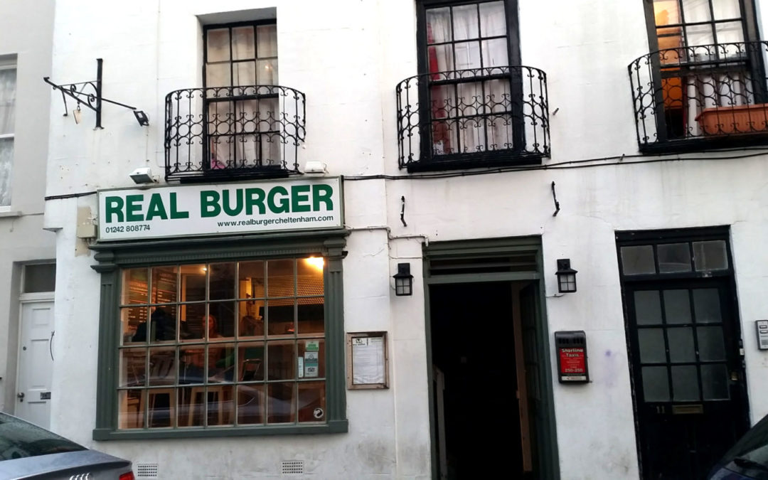 Where's the Real Burger? – Cheltenham, England