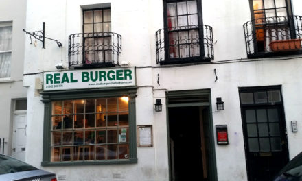 Where's the Real Burger? – Cheltenham, England