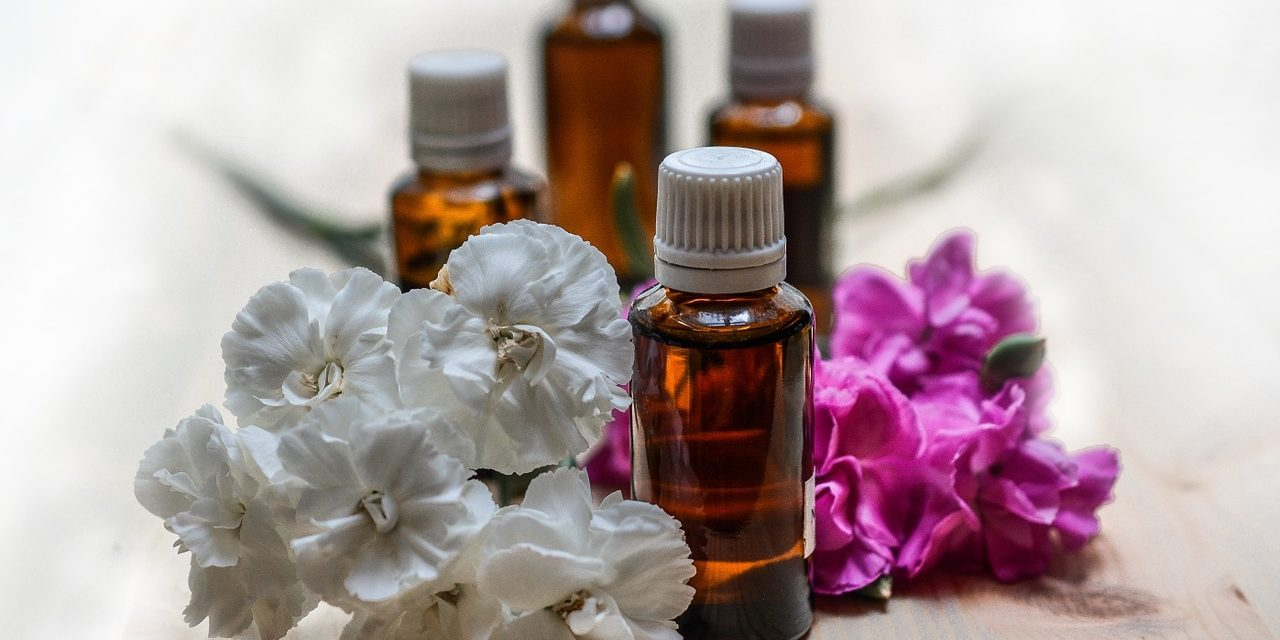 How to de-stress using essential oils