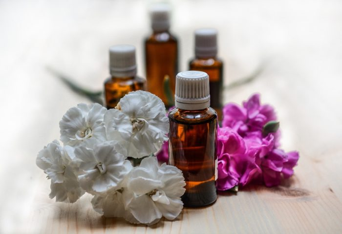 essential oil to de-stress
