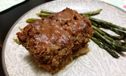 Gluten-Free Traditional Meatloaf