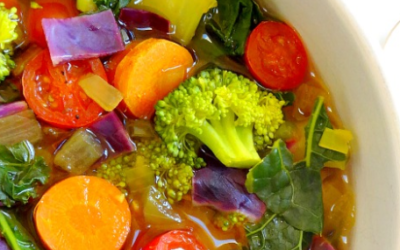 New You Detox Soup Recipe